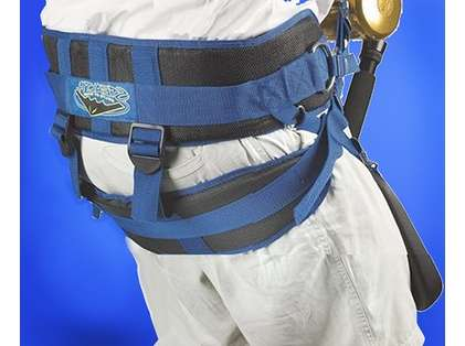 Braid #30600 Stealth Harness with Drop Straps