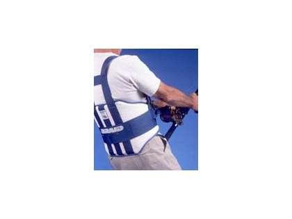 Braid #30750 Blue-fin Harness