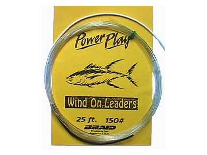 Braid Wind On Leaders