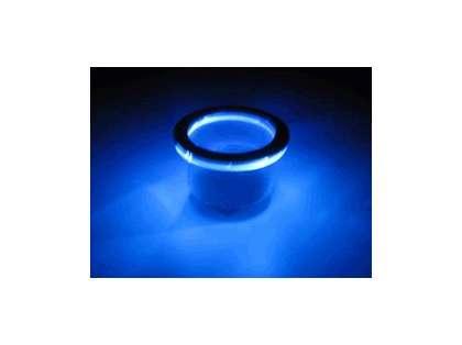 Briter Innovations CUPBL12V LED Cup Holder - Blue