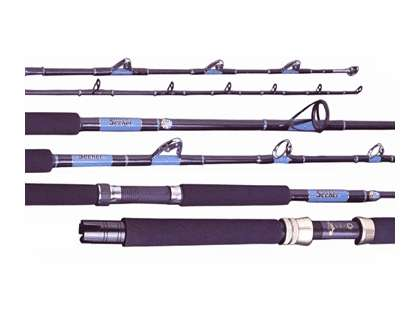 Seeker bts 6460xxh 6 39 ar ub east coast american rod for Seeker fishing rods