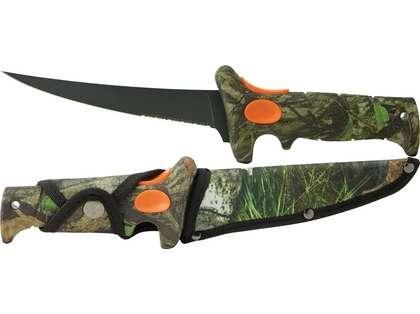 Bubba blade bb1 6tk mo 6 in turkinator knife tackledirect for Bubba blade fishing pliers