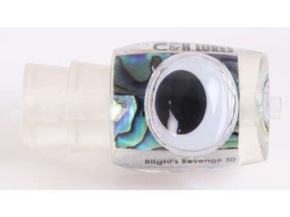 C&H Lures Abalone Goggle Eye Bligh's Revenge Head