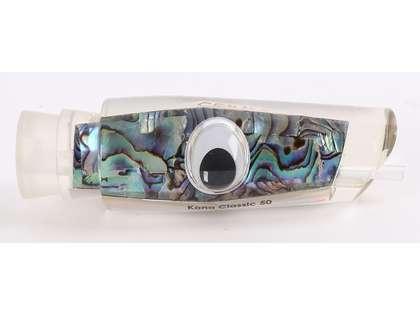C&H Lures Abalone Goggle Eye Kona Classic Head