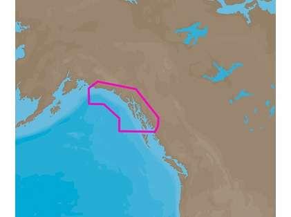 C-MAP 4D NA-D959 Dixon Entrance to Cape St. Elias