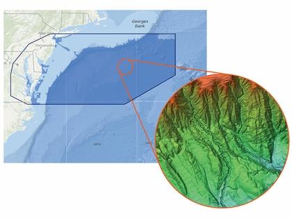 C-MAP Reveal - US Atlantic - Rhode Island to Virginia