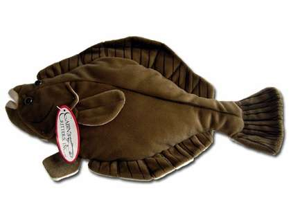 Cabin Critters Flounder
