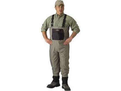 Caddis Breathable Stockingfoot Waders Short Stout