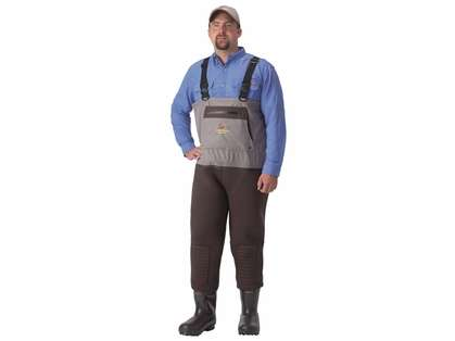Caddis Northern Guide Hybrid Bootfoot Waders 9