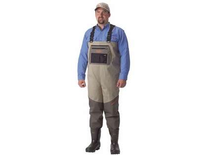 Caddis EcoSmart II Bootfoot Extreme 5-Ply Breathable Chest Waders - 9