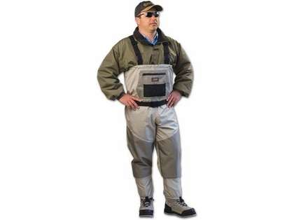 Caddis Deluxe Breathable Stockingfoot Waders Short Stout