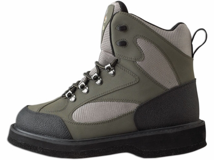 Caddis Northern Guide Lightweight Wading Shoes Felt Soles w/ Studs