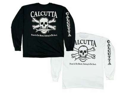 Calcutta Long Sleeve Original Tee (Large)