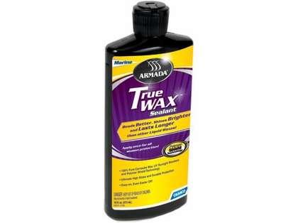 Camco 40966 Armada True Wax Sealant - Pint