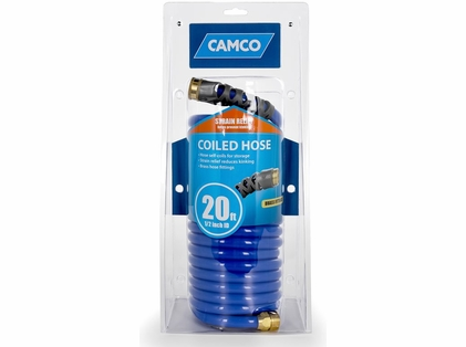 Camco 41983 Coil Hose - 20 ft.
