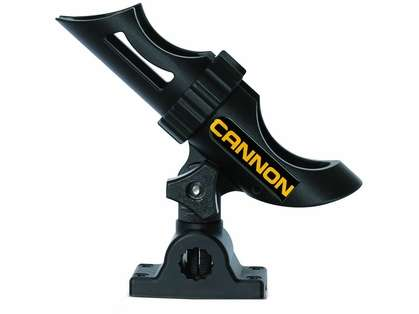 Cannon Three-Position Rod Holder