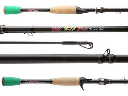 Carrot Stix Wild Wild Black Series Rods