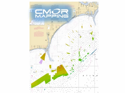 CMOR Mapping Georgetown & Cape Lookout Mapping f/ Raymarine
