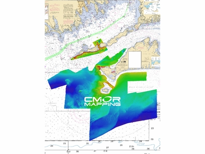 CMOR Mapping Long, Block Island Sound & Martha's Vineyard Mapping