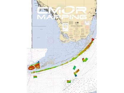 CMOR Mapping South Florida Mapping f/ Simrad, Lowrance B&G & Mercury