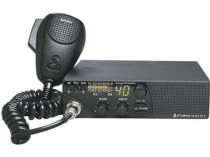 Cobra 18WXST II Mobile CB Radio