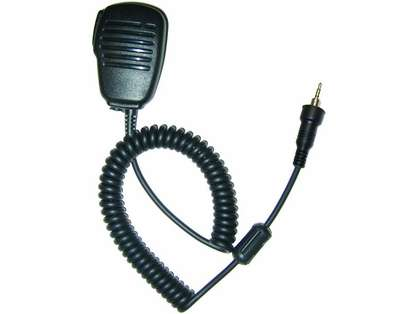 Cobra CM 330-001 Waterproof Lapel Speaker/Mic