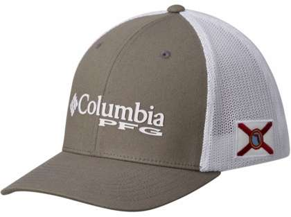 Columbia PFG Stateside Florida Mesh Ball Cap - S/M