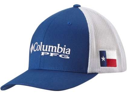 80184504965acf Columbia 1730721434 PFG Stateside Texas Mesh Ball Cap