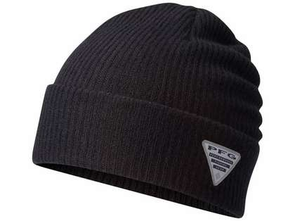Columbia PFG Watch Cap Beanie - Black