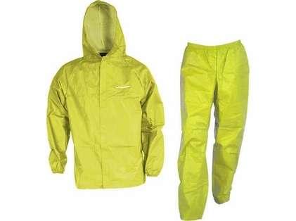 Compass360 EL12304-60 Eco-Lite Youth Rain Suit - Yellow - Size Medium