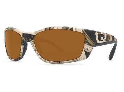 Costa Del Mar Fisch Sunglasses - 580P Lenses