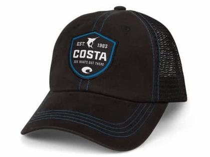 385b26c3277 Costa Del Mar Shield Trucker Hat