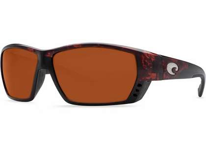 Costa Del Mar TA-10-OCGLP Tuna Alley Sunglasses