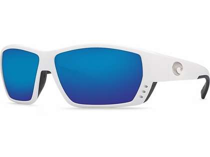 ec1acf8856fd Costa Del Mar Tuna Alley Sunglasses 400G White Frame