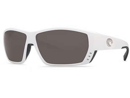 61f5e5c0c8639 Costa Del Mar Tuna Alley Sunglasses 580 Glass White Frame