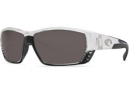 Costa Del Mar Tuna Alley Sunglasses 400G Crystal Frame