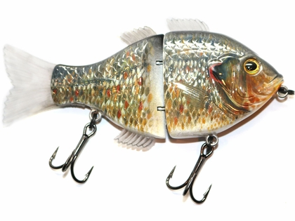 Daddy Mac Sunfish No Lip Lures