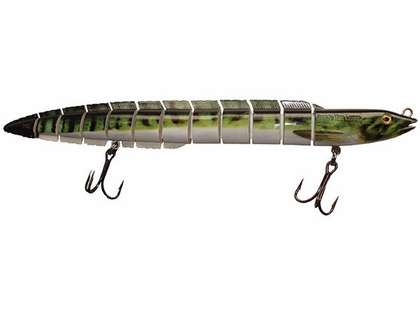 Daddy Mac Viper Eel 12'' Lures