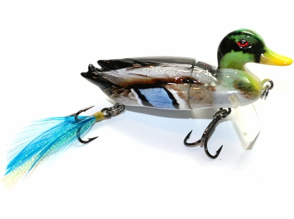 Daddy Mac Waddle Duck Topwater Lure