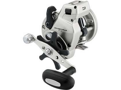 Daiwa Accudepth Plus-B ADP27LCB Line Counter Levelwind Reel