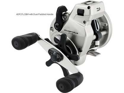 Daiwa Accudepth Plus-B Line Counter Levelwind Reels