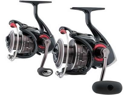 84c31b1d9d4 Daiwa Ballistic EX Spinning Reels | TackleDirect