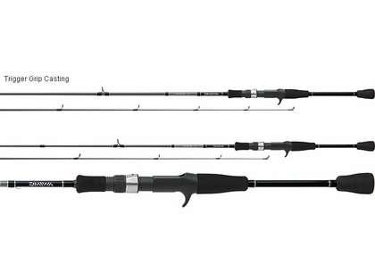 Daiwa CFE702MHFB Crossfire Trigger Grip Casting Rod