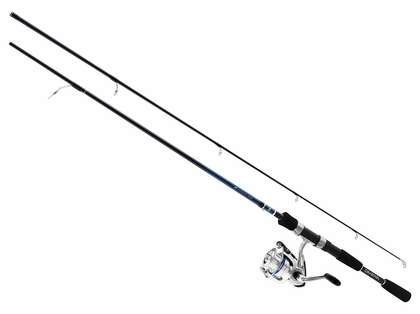 Daiwa DSK25-2B/F662M D-Shock Freshwater Spinning Combo - 6ft 6in