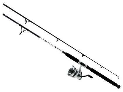 Daiwa DWB40-B/F802M D-Wave Saltwater Spinning Combo - 8ft