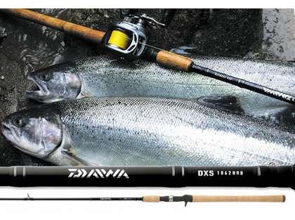 Daiwa DXS Salmon & Steelhead Casting Rods