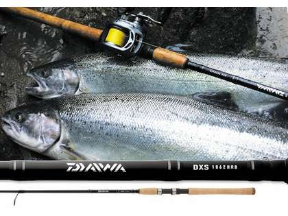 Daiwa DXS Salmon & Steelhead Spinning Rods