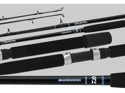 Daiwa ELBT66MHR Eliminator Boat Conventional Rod