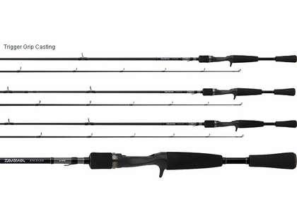 Daiwa EXE661MHXB Exceler EXE Trigger Grip Casting Rod