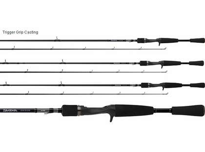 Daiwa EXE662MFB Exceler EXE Trigger Grip Casting Rod